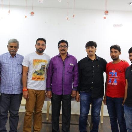 Actor & Director Ashok Rao Garu sharing his experiences with FTIH students