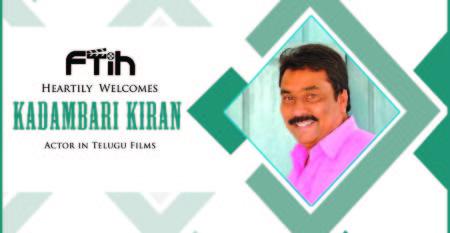 kadambari kiran at film school FTIH