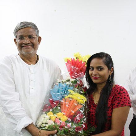 Actor, Writer, Director Tanikella Bharani Garu at Best Film School South India, FTIH Film School