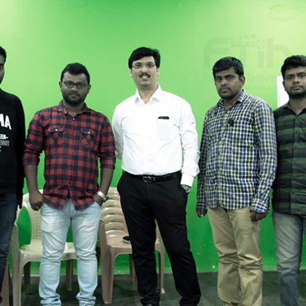 Director Mr. Ram Bhimana at Best Film School South India, FTIH Film School