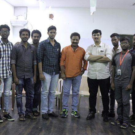 Director Babji Garu, Film Director at FTIH Film School