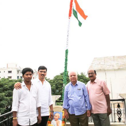Independence Day Celebration @ FTIH Best Film School