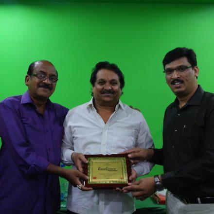 Acting workshop by Mr. Srinivas Vajpayee Gaaru @ FTIH Film Institute