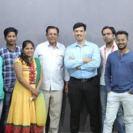 Acting Workshop By Mr. Kallu Krishna Rao @ South Indian Best FTIH Film School