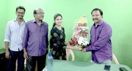 Film Making Workshop by Director R.P Patnaik Garu @ Best Film School FTIH