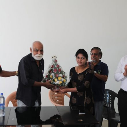 Acting Session by Mr. Bikshu Garu @ Best FTIH Film School