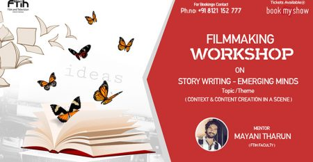 Script writing by Tharun