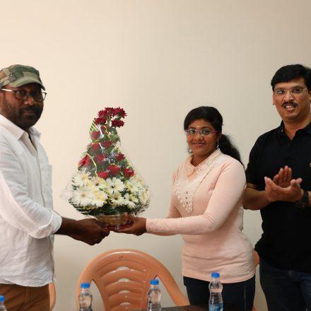 Workshop by T Surendra Reddy garu and Mrs. Shiva Parvathi garu