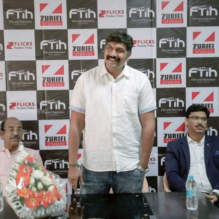Acting Workshop by Mr.Hari Krishna Garu @ FTIH Film School