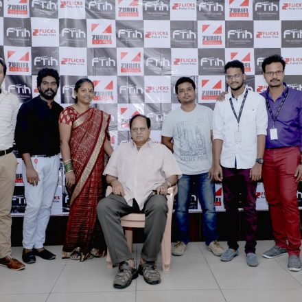 Acting Workshop by the most senior actor Shree Chalapathi Rao Garu @FTIH