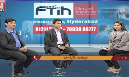 Film Media Institute in Hyderabad