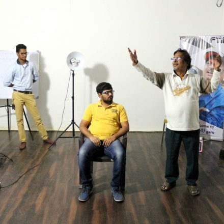 Workshop by M.V.Raghu (Legendary Cinematographer & Director)