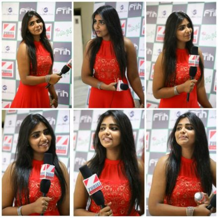 Anchor Sushmitha