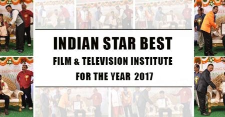 Best Film Institute of Hyderabad award