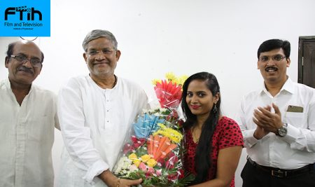 Actor, Writer, Director Tanikella Bharani Garu at Best Film School South India, FTIH Film School