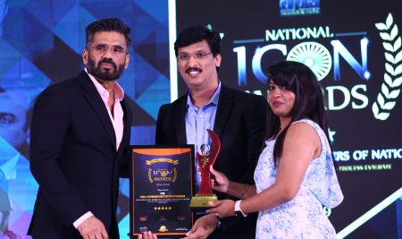 FTIH Won South India's Most Admired Film & Television Institute Of the Year 2018