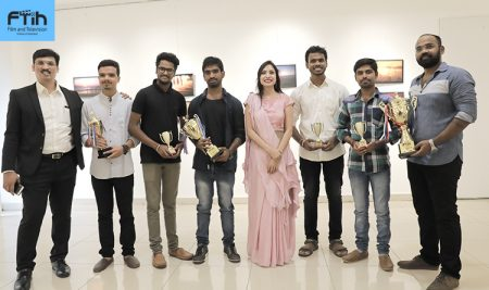 FTIH Film School Celebrates World Photography Day With MS ASIA PACIFIC Sudha Jain