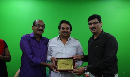 Acting workshop by Mr. Srinivas Vajpayee Gaaru @ FTIH Film Institute