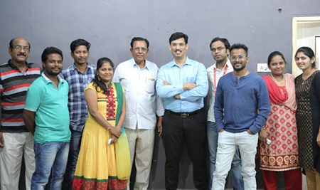 Acting Workshop By Mr. Kallu Krishna Rao @ South Indian Best FTIH Film School