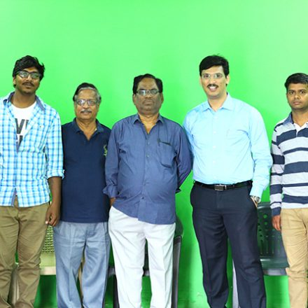 Director Workshop with Mr.Relangi Narasimha Rao @ FTIH Best Film School
