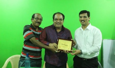Acting Workshop with Mr. Koteswara Rao Garu @ FTIH Best Film School
