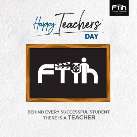 Teacher's Day Celebrations @ FTIH Film School
