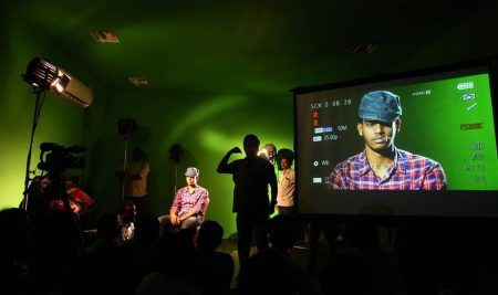 Workshop on Lighting Plays Major Role in Cinematography @ FTIH Film School