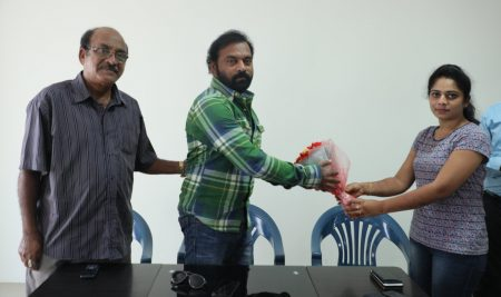Acting Workshop By Dil Ramesh garu @ Sounth India Best Film School