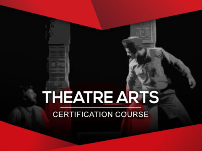 Theatre Arts Certification Course