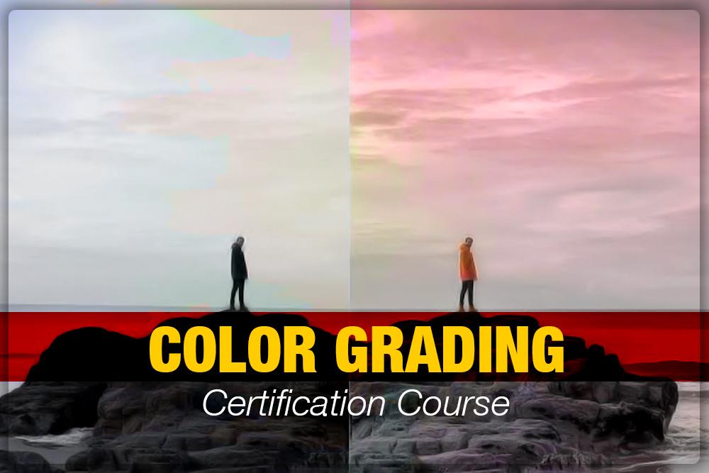 DI Color Grading Course