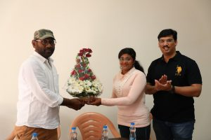 T Surendra Reddy garu and Mrs. Shiva Parvathi garu (5)