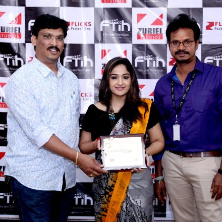 Acting Workshop by actress Miss Madhavi Latha Garu @FTIH